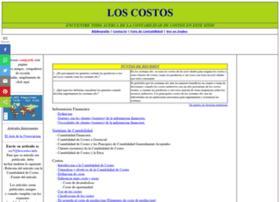 Loscostos.info thumbnail