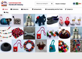 Losthorizon-nepal.com thumbnail