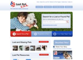 Lostpetusa.net thumbnail