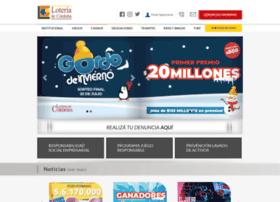 Loteriadecordoba.com.ar thumbnail