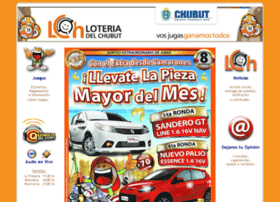Loteriadelchubut.gov.ar thumbnail