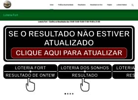 Loteriafort.com.br thumbnail