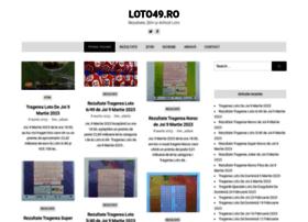 Loto49.ro thumbnail