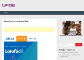 Lotofacilloterias.com.br thumbnail