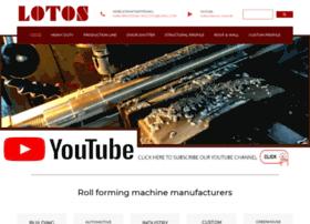 Lotosforming.com thumbnail