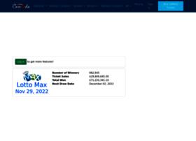 Lotterycanada.com thumbnail
