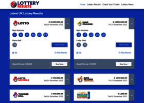 Lotteryresults.co.uk thumbnail