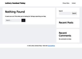 Lotterysambadtoday.in thumbnail