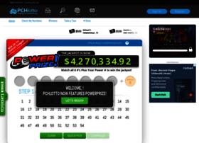 Lotto.pch.com thumbnail