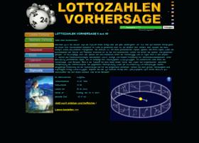 lottozahlen voraussage