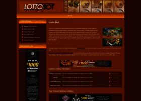 Lottobot.net thumbnail