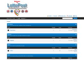 Lottopost.co.uk thumbnail