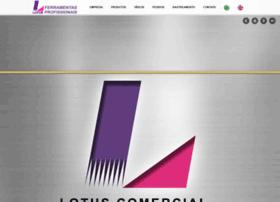 Lotuscomercial.com.br thumbnail
