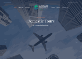 Lotustours.in thumbnail