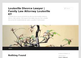 Best Divorce Attorney Louisville Ky
