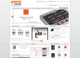 Lovatoelectric.ca thumbnail