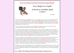 Love-spells-magic.com thumbnail
