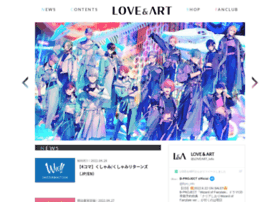 Loveandart.jp thumbnail