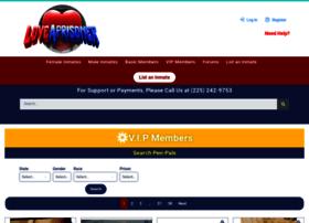 Loveaprisoner.com thumbnail