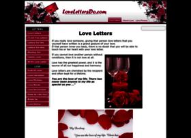 Lovelettersdo.com thumbnail