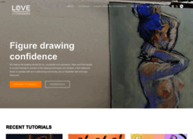 Lovelifedrawing.com thumbnail