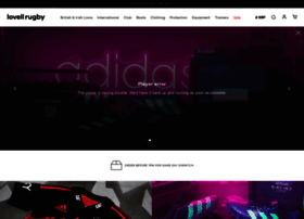 Lovell-rugby.co.uk thumbnail