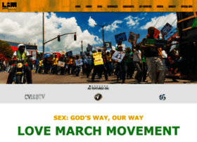 Lovemarchmovement.org thumbnail