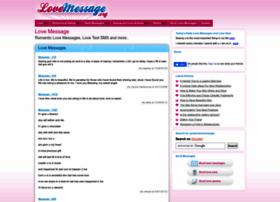 Lovemessage.org thumbnail