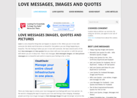 Lovemessagesimages.com thumbnail