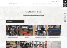 Lovemusicshop.co.nz thumbnail