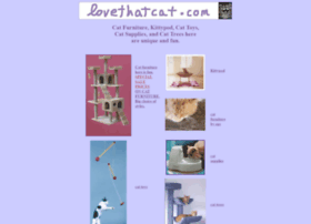 Lovethatcat.com thumbnail