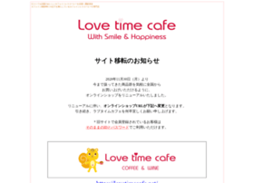 Lovetimecafe.jp thumbnail