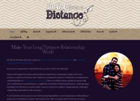 Lovingfromadistance.com thumbnail