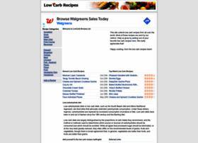 Lowcarb-recipes.net thumbnail