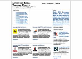 Lowongan-banks.blogspot.com thumbnail