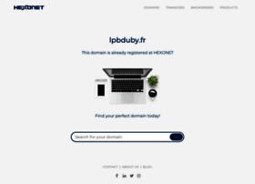 Lpbduby.fr thumbnail