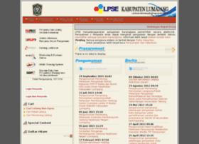 Lpse.lumajang.go.id thumbnail