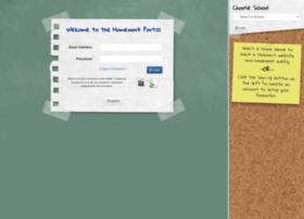 homework portal lpss
