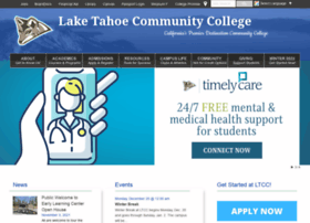Ltcc.edu thumbnail
