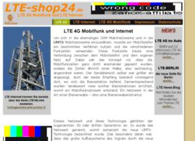Lte-shop24.de thumbnail