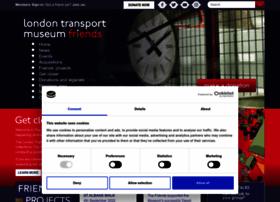 Ltmuseumfriends.co.uk thumbnail