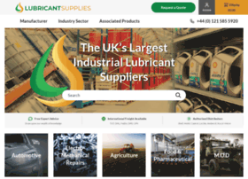 Lubricantsupplies.co.uk thumbnail
