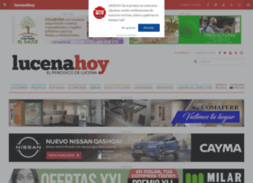 Lucenahoy.com thumbnail