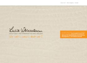 Lucia-weinmann.de thumbnail