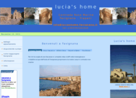 Luciashome-favignana.it thumbnail