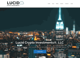 Lucidcrypto.com thumbnail