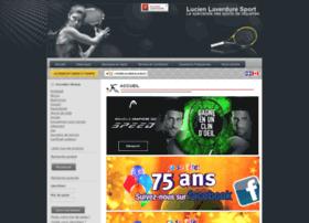Lucienlaverdure.com thumbnail