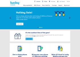 Luckymobile.ca thumbnail