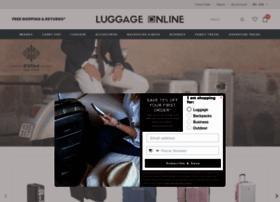 Luggageonline.com thumbnail