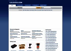 Lulusoso.com thumbnail
